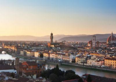 Firenze.-panorama